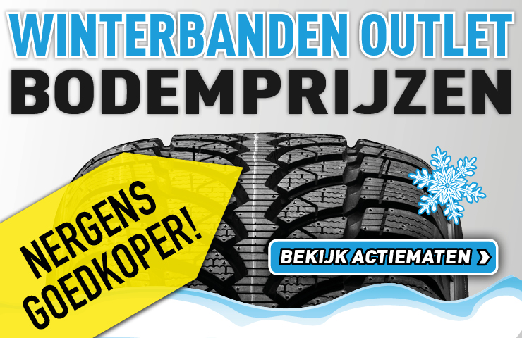 Winterbanden outlet