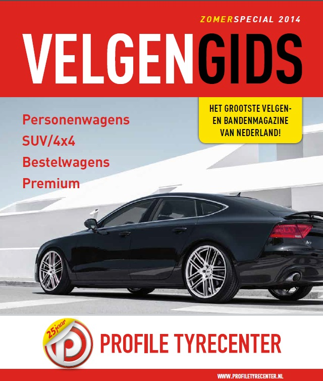 Velgengids Profile Tyrecenter
